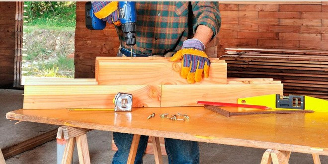 Carpinter a de madera en murcia for Carpinteria de madera