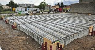 Suivi de chantier Maison France Confort Concept 2020, le 20/07/2011, Saint Priest, Rector, dep69