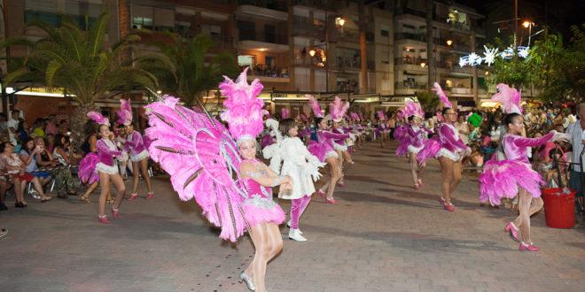 Celebrarán la V edición del Carnaval de Verano de Mazarrón