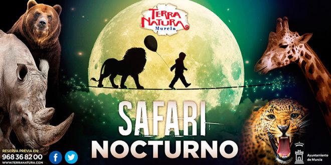 Realizarán safari nocturno en Terra Natura