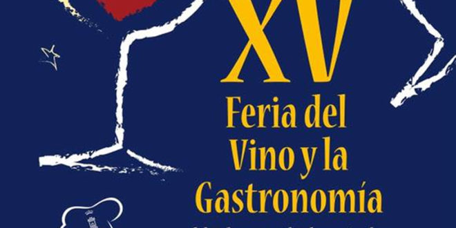 XV Feria del Vino y la Gastronomía Gastrovin