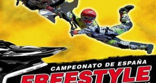 campeonato de Motocross Freestyle Murcia 2017