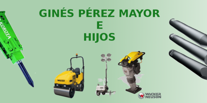 Ginés Pérez Mayor - talleres Sangonera