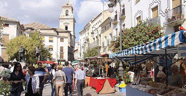 Visita el Mercado del Peregrino