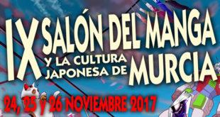 Llega a Murcia el IX salón del Manga