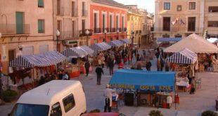 """Mercado """"Las 4 plazas"""" de Mula"""