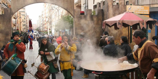 Realizarán el mercado Medieval de Caravaca de la Cruz