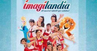 Presentarán el espectáculo Imagilandia