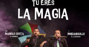 """Presentarán la gala anual de Magia """"Ilusión 2018"""""""