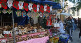 Realizarán mercado navideño en Yecla