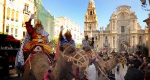 Los Reyes Magos llegarán con música y muchos regalos