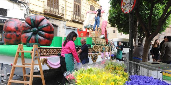 """Expondrán carrozas de de la """"Batalla de las Flores"""""""