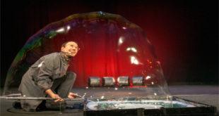 """Presentarán el espectáculo """"100% Burbujas"""""""