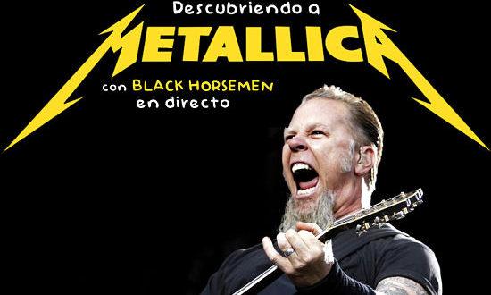 Descubriendo a Metallica un concierto para toda la familia