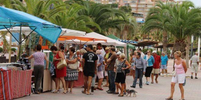 Realizarán mercado de Zoco del Guadalabiad