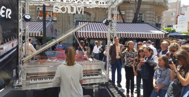 Realizarán la Pianos en la Calle Murcia 2018