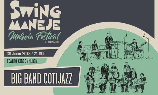 Llega a Murcia el Festival Swingmaneje