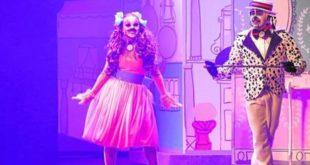 """Presentarán el musical de """"La dama y el vagabundo"""""""