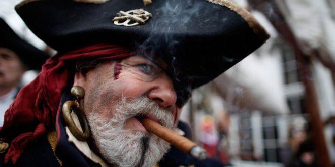 Disfruta del Mercado Pirata Ruta de los Corsarios