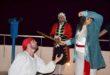Disfruta de la visita nocturna teatralizada al Castillo de Águilas