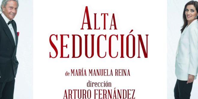 """Presentarán la obra """"Alta seducción"""""""