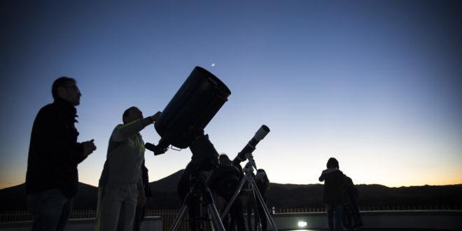 Disfruta de las estrellas en el observatorio Astronómico de Puerto de Lumbreras