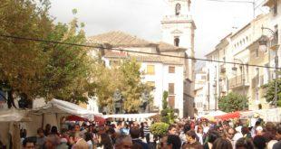 Visita el mercado de cultural en el Paseo Rosales