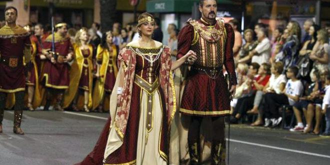 Disfruta de las Fiestas de Moros y Cristianos Murcia 2018