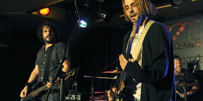 The Buzz Lovers le rendirá tribute a Nirvana en Murcia