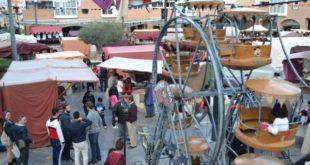 Disfruta del mercado de Época en Totana