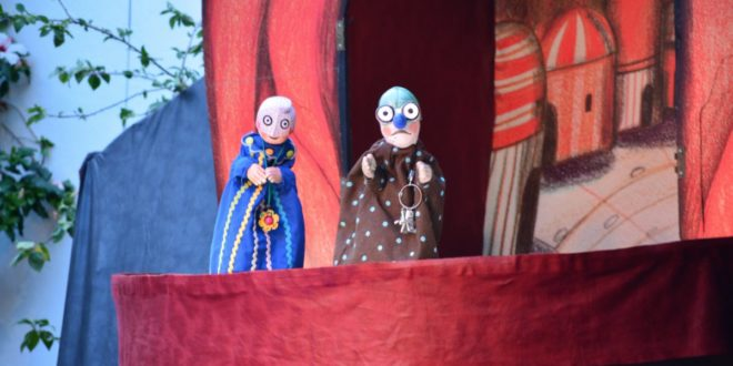 """El Festival de Titeremurcia presentará """"Garbancito en la barriga del buey"""""""