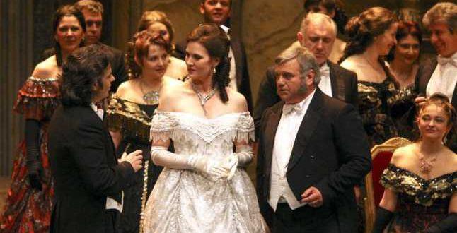 Presentarán la Traviata