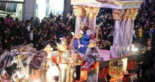 Disfruta de la llegada de los Reyes Magos a Murcia