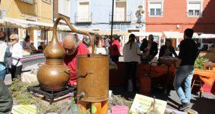 Revive la época medieval en el Mercadillo del Zacatín