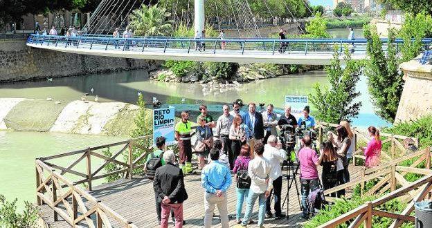 Celebrarán el evento Reto Río Limpio