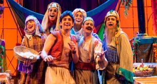 """Disfruta de la magia y la aventura en """"Aladín, un musical genial"""""""