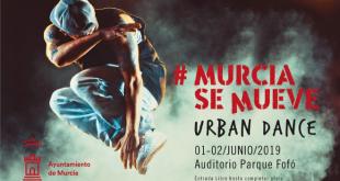 Murcia será la sede del Urban Dance 2019