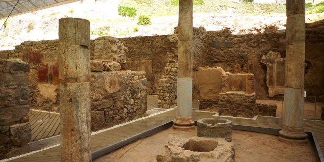 "Disfruta de la ruta ""Romanos por el mundo: destino Carthago Nova"""