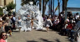 Disfruta del carnaval de verano en Santiago de la Ribera