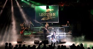 Unrisen Queen rinde homenaje a Queen