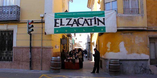 Disfruta de lo tradicional en el mercadillo del Zacatín