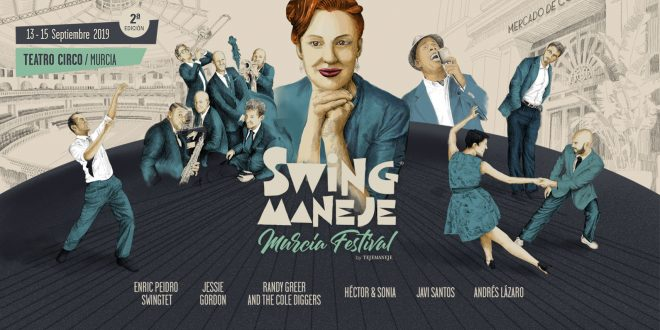 Disfruta del II Swingmaneje Murcia Festival